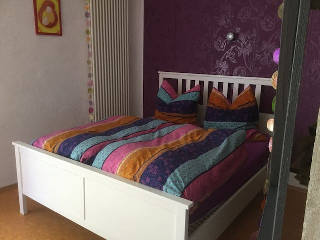 Gemütliches Zimmer mit eigenem Bad - Bendorf - Talo