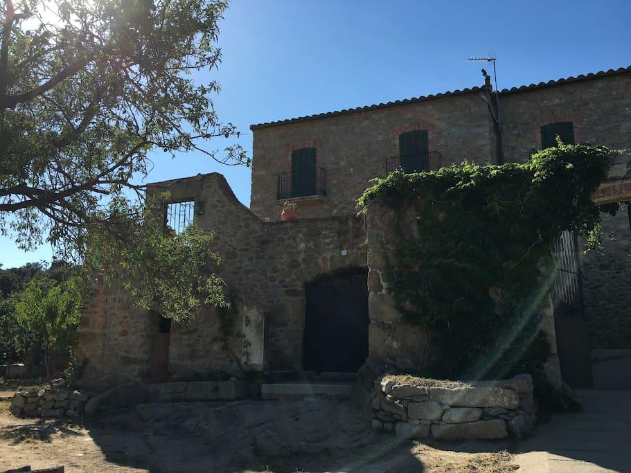 Casa rural en parque natural de l 39 albera houses for rent - Casa rural cadaques ...