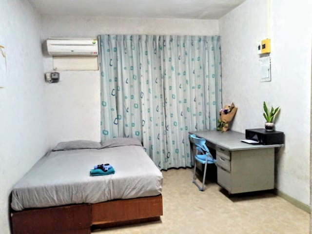 Affordable private room (Near NCKU)