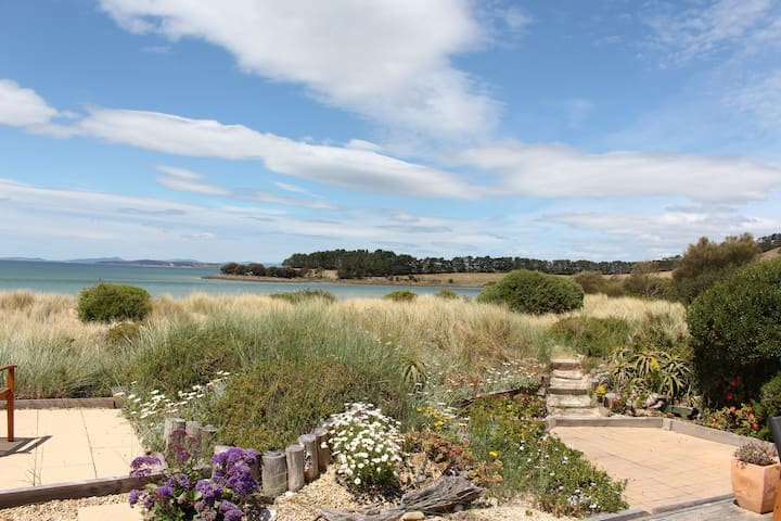 Sunny Beach and Lagoon Front Paradise