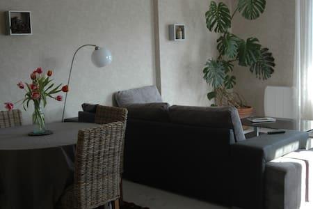 Appartement 65 m² centre ville, parking privé - Guéret - Apartmen