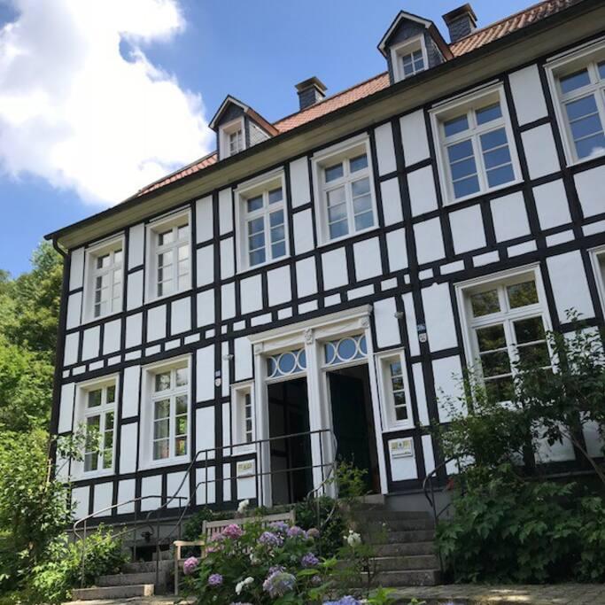 "Apartment ""Peter-Knecht"" Im Peter-Knecht-Haus"