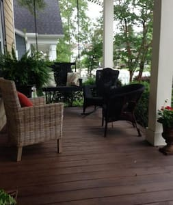 Dogwood House. Close to everything! - Summerville - Hus
