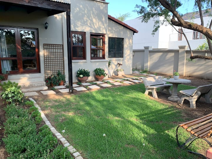 The Whisper - A Sanitized Luxury Suite in Kyalami