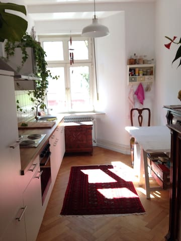 gemütliche 1 ZKBW im Herzen Mannheims - Mannheim - Apartament