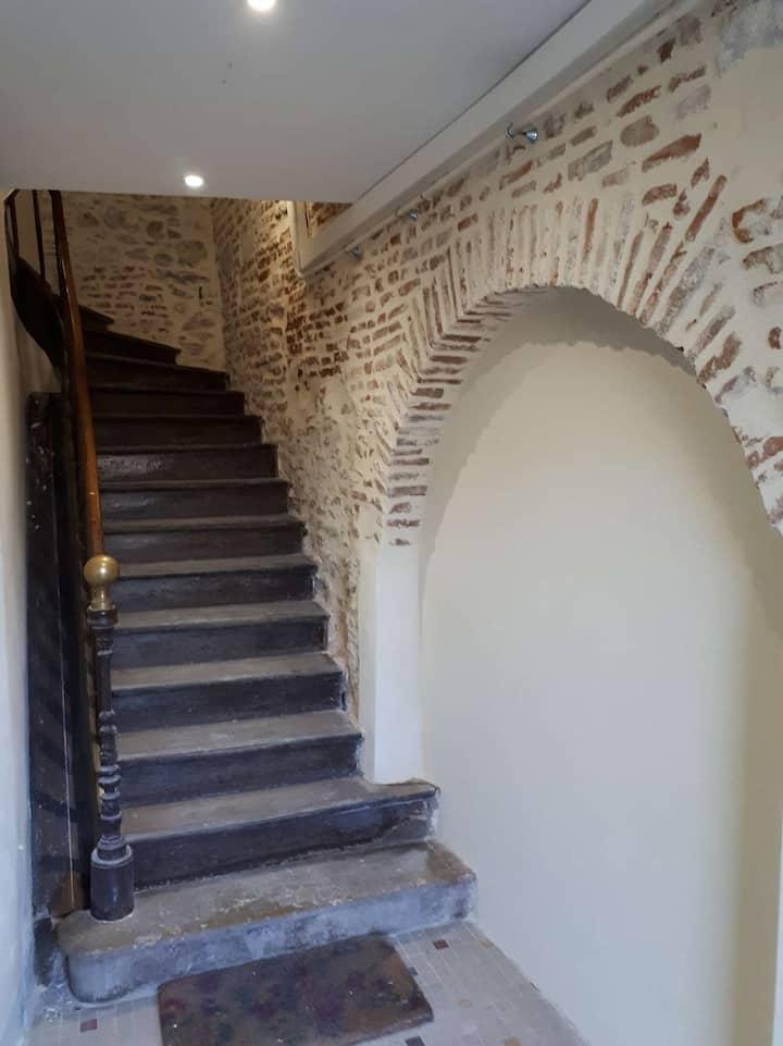 Cahors : appartement bord du Lot