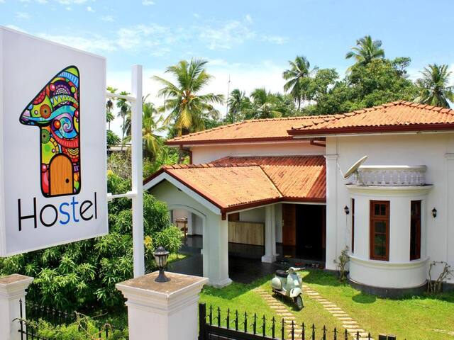 Hostel First @ Colombo Airport - Dorms