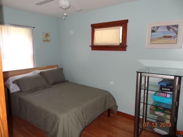 Comfy new mattress bed