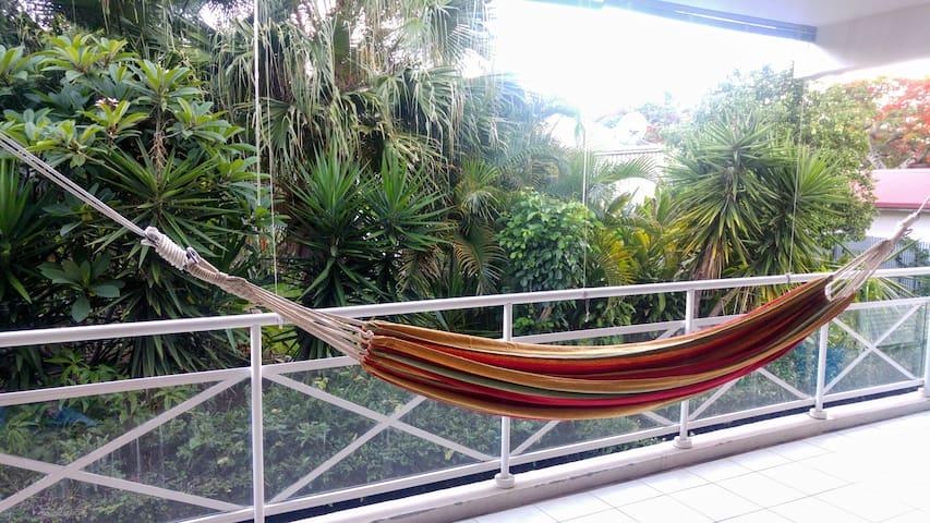 F2 au calme, idéalement situé au Faubourg Blanchot - Noumea - Apartment