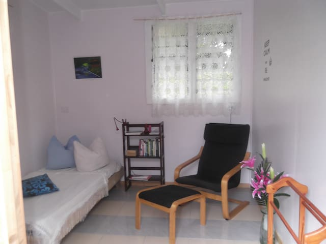 Bedsitter/Day room on Raro's only Farmstay