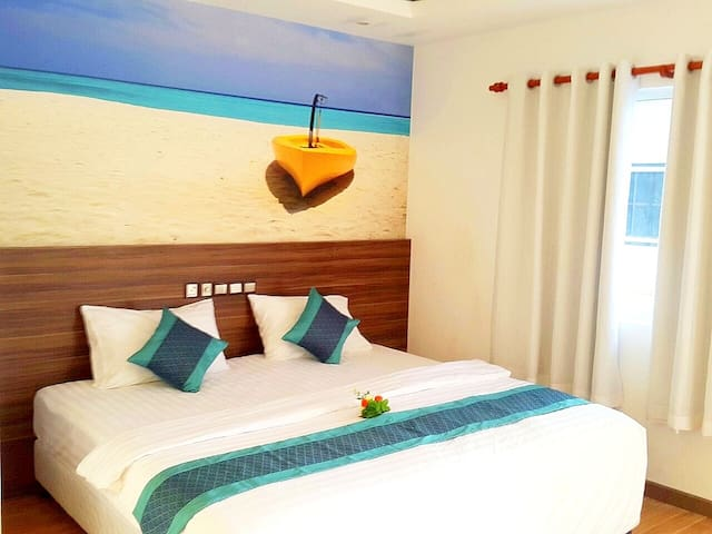 Canopus Retreat Thulusdhoo Standard Rooms - Thulusdhoo - Guesthouse