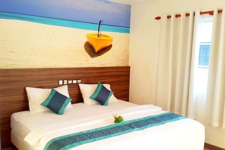 Canopus Retreat Thulusdhoo Standard Rooms - Thulusdhoo - 民宿