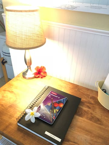 Art inspired Guestbook, where our guests share their experience as well as their art-skills, we provide color pencils for coloring ...