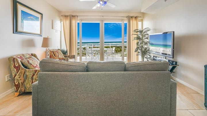 BC 202A Cabana at Beach Club  1 Bedroom Gulf Front