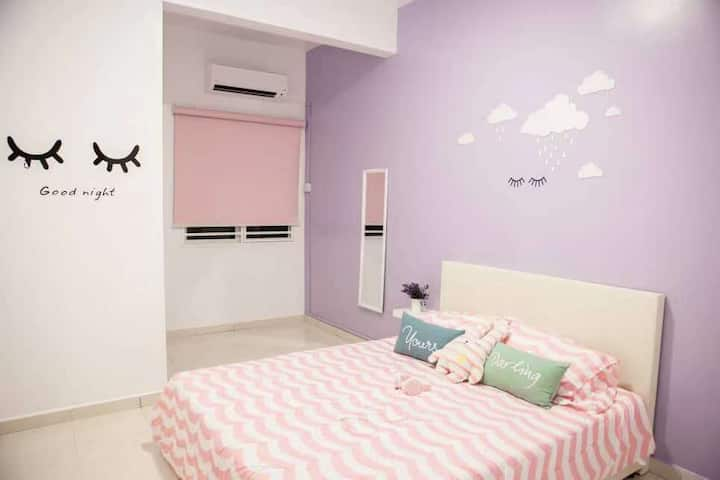 Newly House of Happiness Homestay Kuala Selangor
