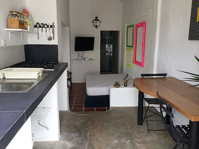 Lovely and charming apartment in the Caribbean - Puerto Píritu - Daire