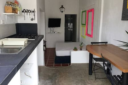 Lovely and charming apartment in the Caribbean - Puerto Píritu - Wohnung