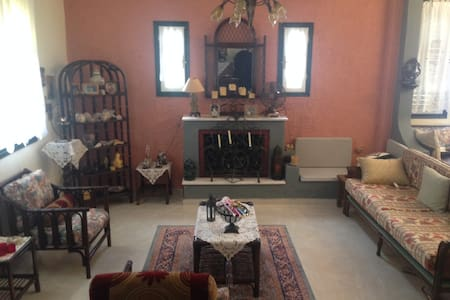 TWO FLOOR  HOUSE ,100M FROM THE SEA - Thessaloniki