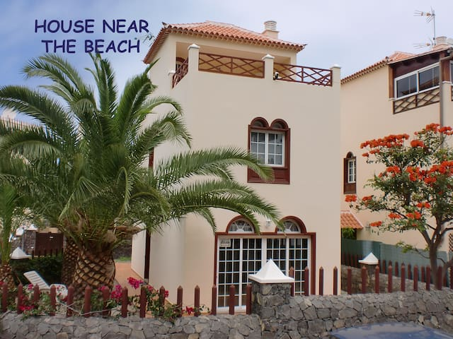 Casa El Sol (near to the beach) - San Marcos - House