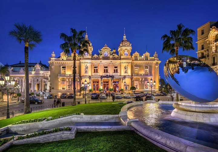 Awesome Twin Deluxe Side Sea View At Monte Carlo