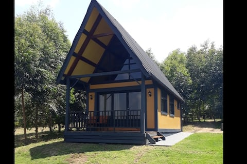 Private Cabin and Restaurant. (Secondary listing)