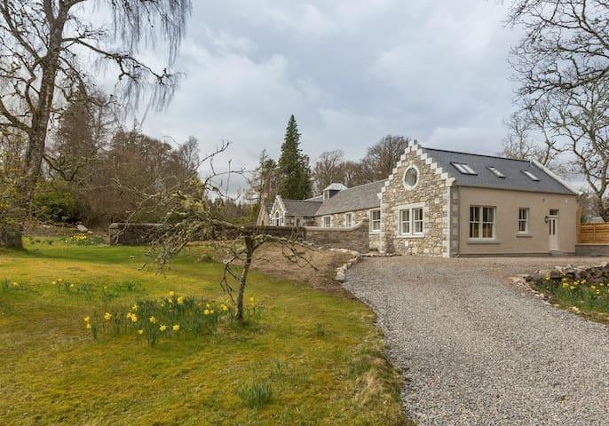 Loch Nest, Private Annexe Near Inverness