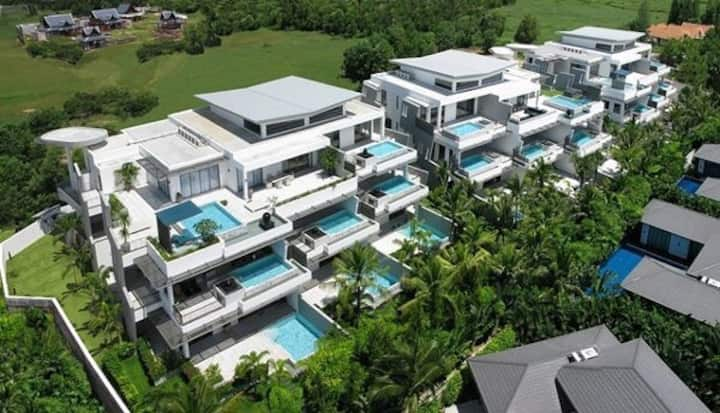 300M Near Bangtao Beach Supersize 3BR Private Pool