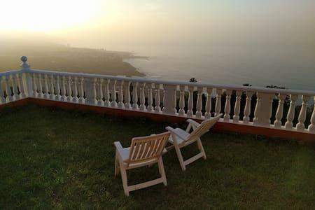 Large Villa with beautiful views over the Ocean - Santa Úrsula