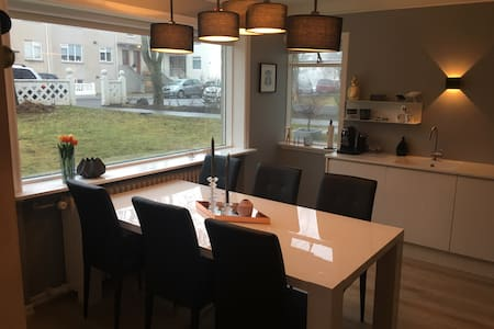 Charming home in town center - Reykjavík