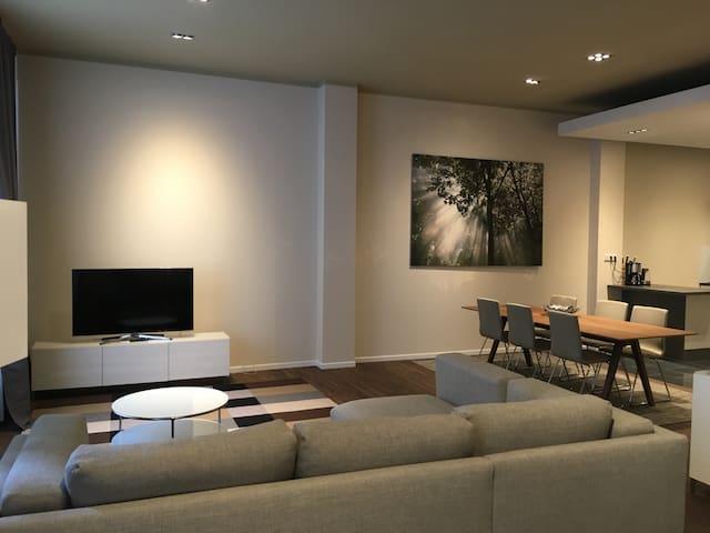 Modern luxury loft in Bochum center