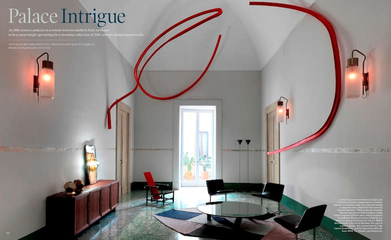 PUGLIA ITALIAN DESIGN & LIVING - Galatina - Σπίτι