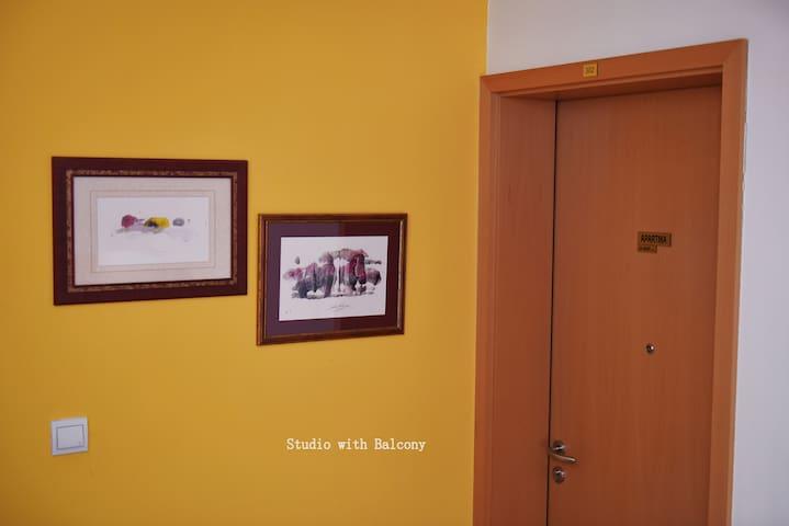 Studio apartment - Kobarid - Apartment