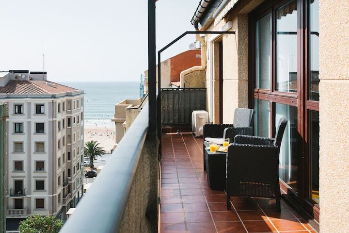 Atalaia Terrace | A quiet place next to the beach