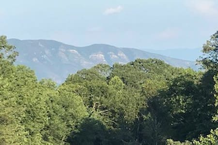 Haus Edelweiss guest suite on Blue Ridge Parkway!