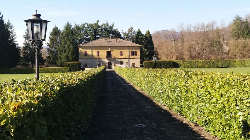 Villa antica a Filetto - Villafranca in Lunigiana