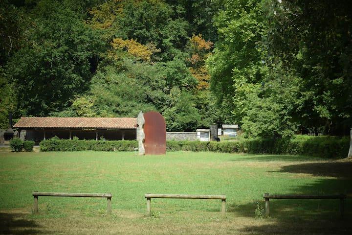 Parque Natural del Señorio de Bertiz