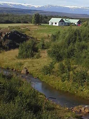 Eiðagisting 2 - Eiðar - Inap sarapan