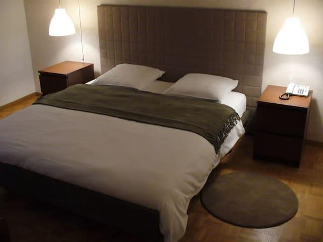 Hostellerie d'Orzival  Single room