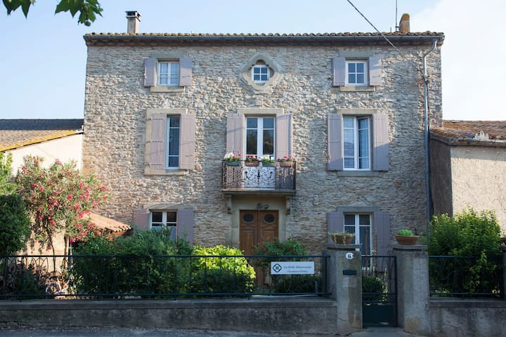 A bed and breakfast near Carcassonne