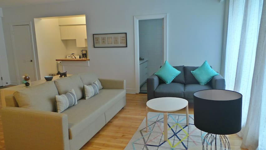 Small but Beautiful with 1  parking spot (apt 111)