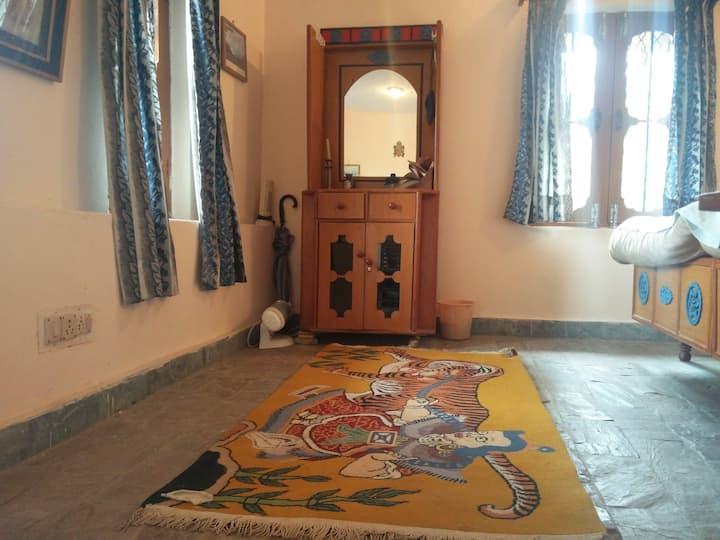 The Golok Princess Room at Himalayan Homestay