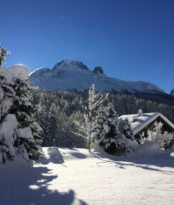 Beau studio avec vue Mont-Blanc - 夏蒙尼(Chamonix-Mont-Blanc)