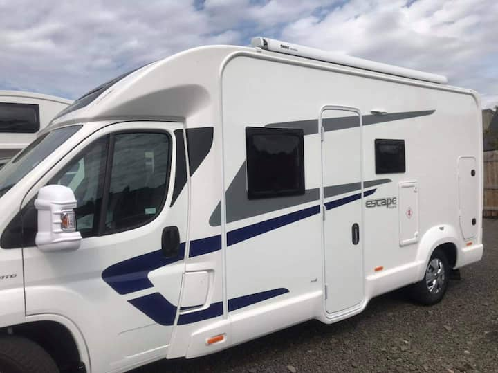 Luxury Motorhome Loch Lomond