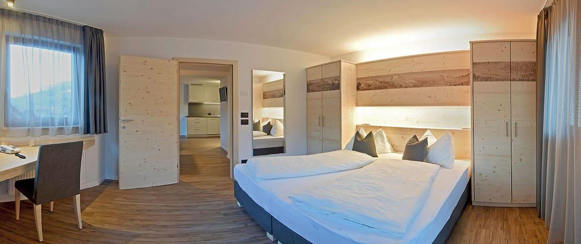 Apartment type B3 - 37m²