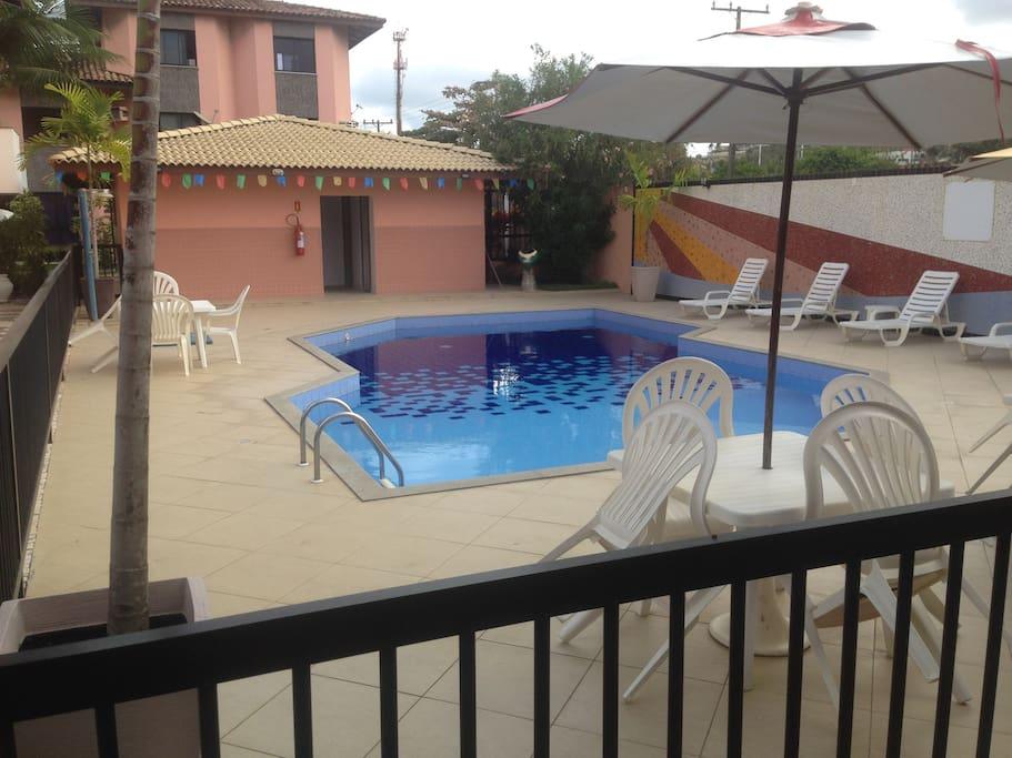 Clube - piscina