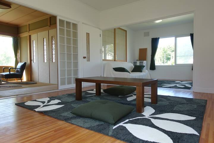 Rural Japanese townhouse surrounded by nature - Yoichi - Дом