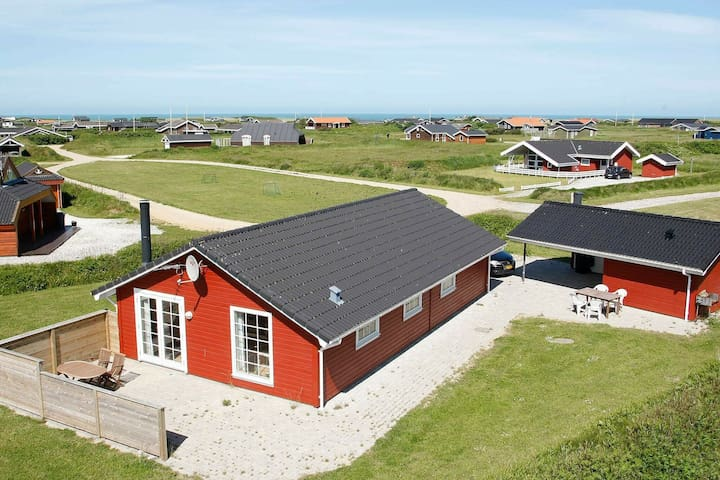 Picturesque Holiday Home in Løkken near Sea