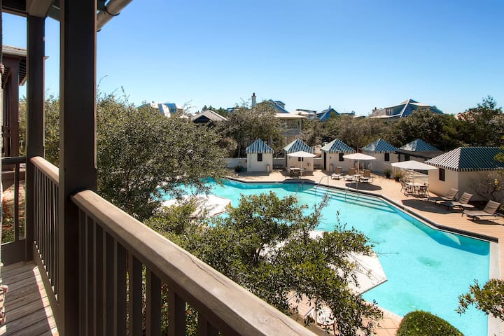 Luxury☀6BR The Cabana House☀OPEN Jan 25 to 28! Rosemary Beach-30A-PRIV Hot Tub