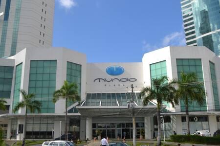 Apartamento Mundo Plaza Salvador