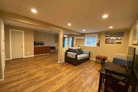Clean & Bright Suite - Close to UCONN